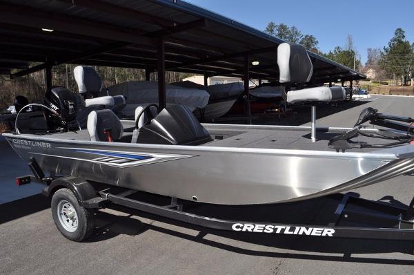 Crestliner Storm 1600