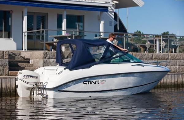 Sting 570 DC
