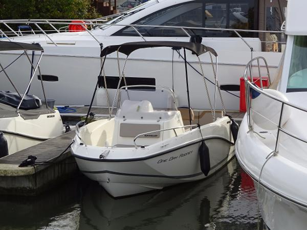 Quicksilver Activ 505 Open Quicksilver 505 Open