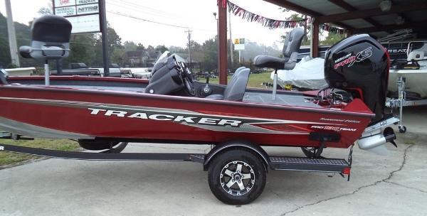 Tracker Boats Pro Team™ 190 TX Tournament Ed.