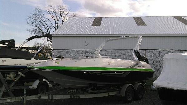 Starcraft MDX 211 E Outboard