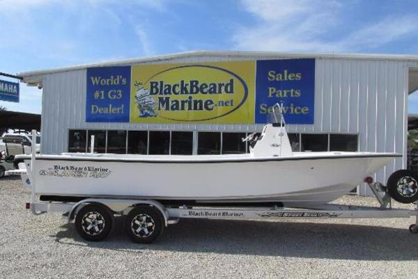 Blazer Boats Bay 2400