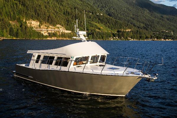 Coastal Craft 45 Sedan