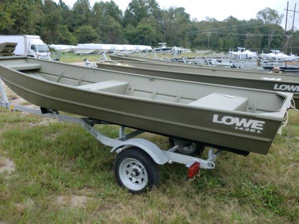 Lowe L1436 DELTA JON