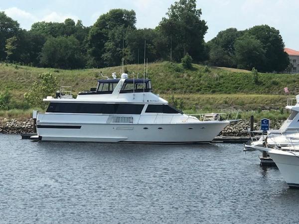 Viking 63 Widebody Motor Yacht 63 Viking Widebody Motor Yacht