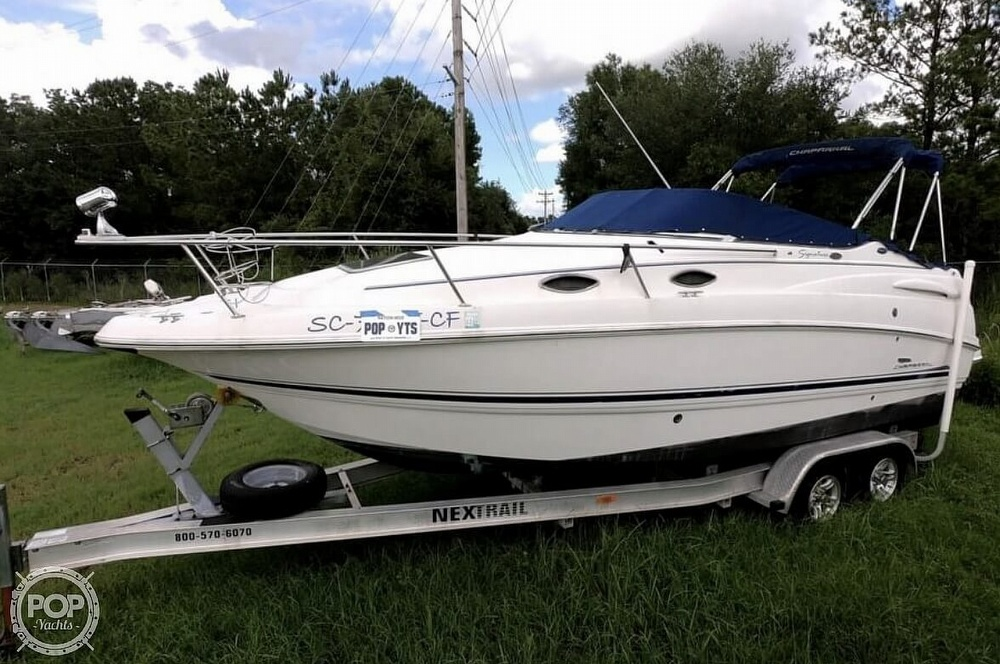 Chaparral 240 Signature 2003 Chaparral 240 Signature for sale in Kissimmee, FL