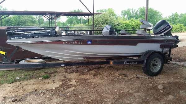 Champion Boats 171