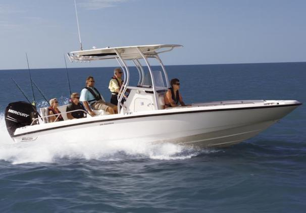 Boston Whaler 230 Dauntless Manufacturer Provided Image