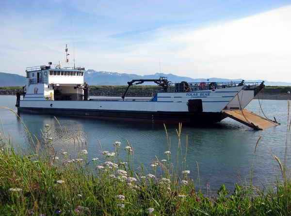 Alaska Marine Transport & Salvage-Tacoma Landing Craft