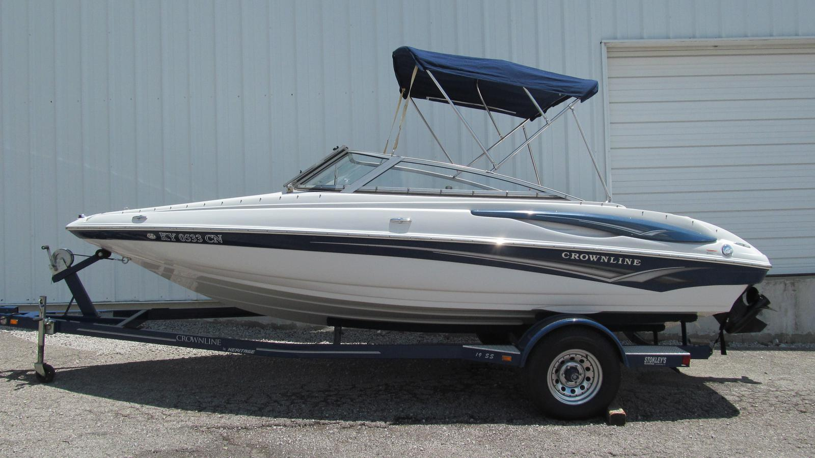 Crownline BOWRIDER 19 SS