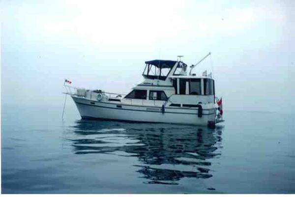 President 43 Double Cabin Motor Yacht 1986 President 43 Double Cabin