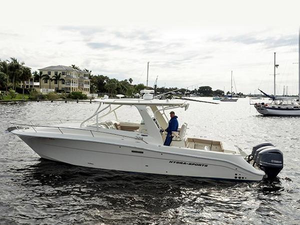 Hydrasports 3600 VX Express Fish