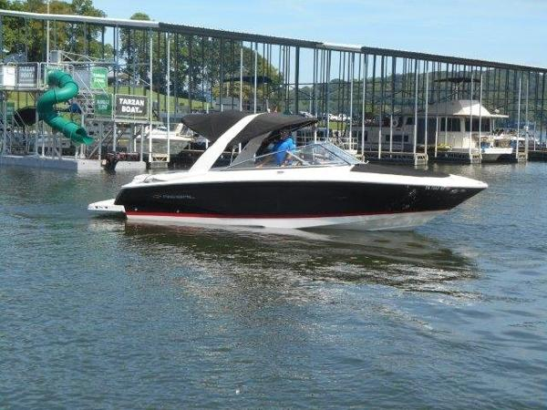 Regal 2700 Bowrider-NO TRL Profile