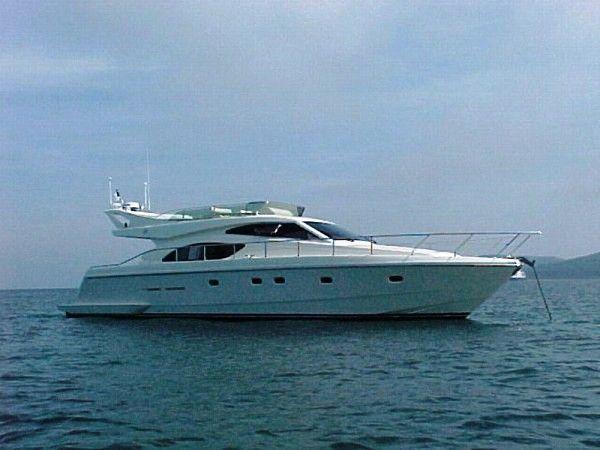 Ferretti Yachts 53 <b> Ferretti 53   </b>