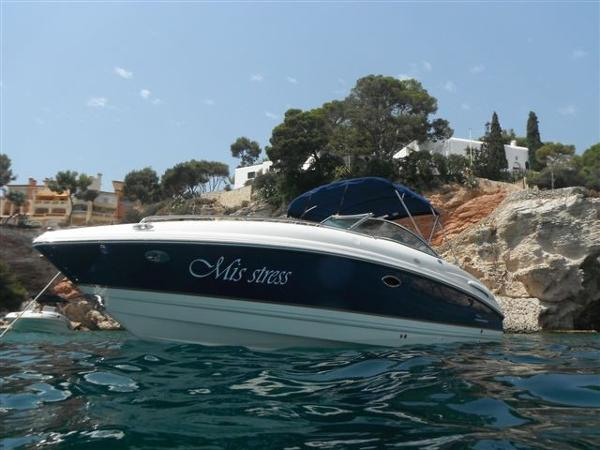Chaparral 260 SSI Bowrider