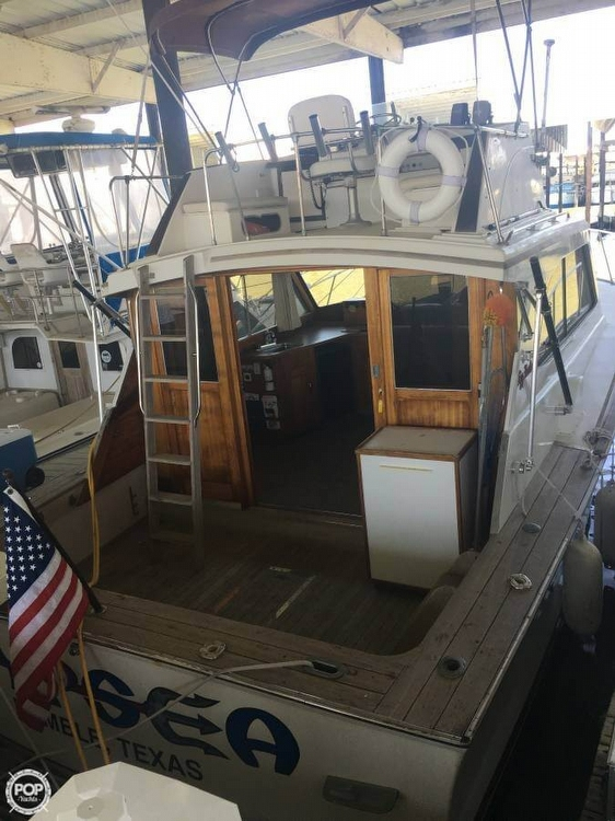 Egg Harbor 33 Sedan Fisherman 1976 Egg Harbor 33 for sale in Freeport, TX