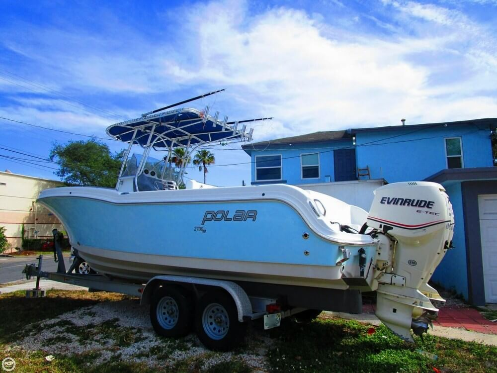 Polar Boats 2700 Center Console 2006 Polar 2700 Center Console for sale in Dania Beach, FL
