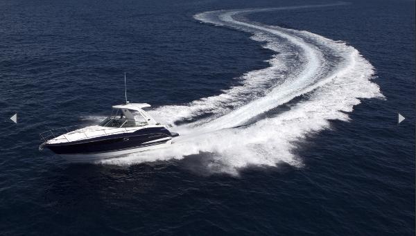 Monterey 34 Sport Yacht