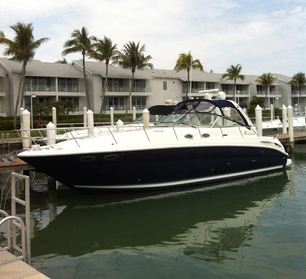 Sea Ray 380 Sundancer CAT DIESEL