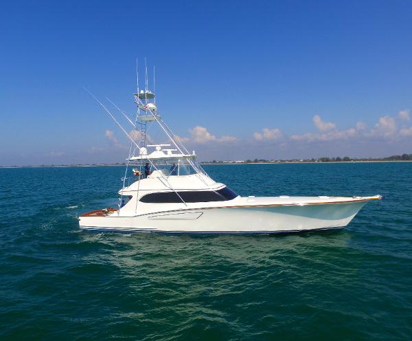 Mark Willis 76 Custom Sportfish