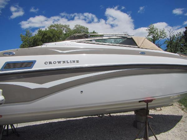Crownline 266 BR