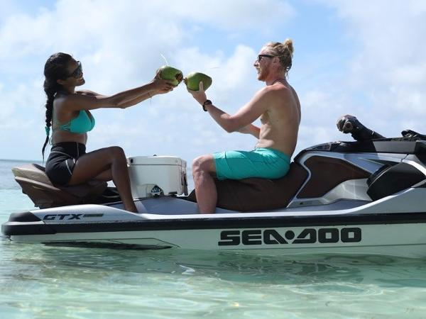 Sea-Doo GTX Limited 230 Sound System