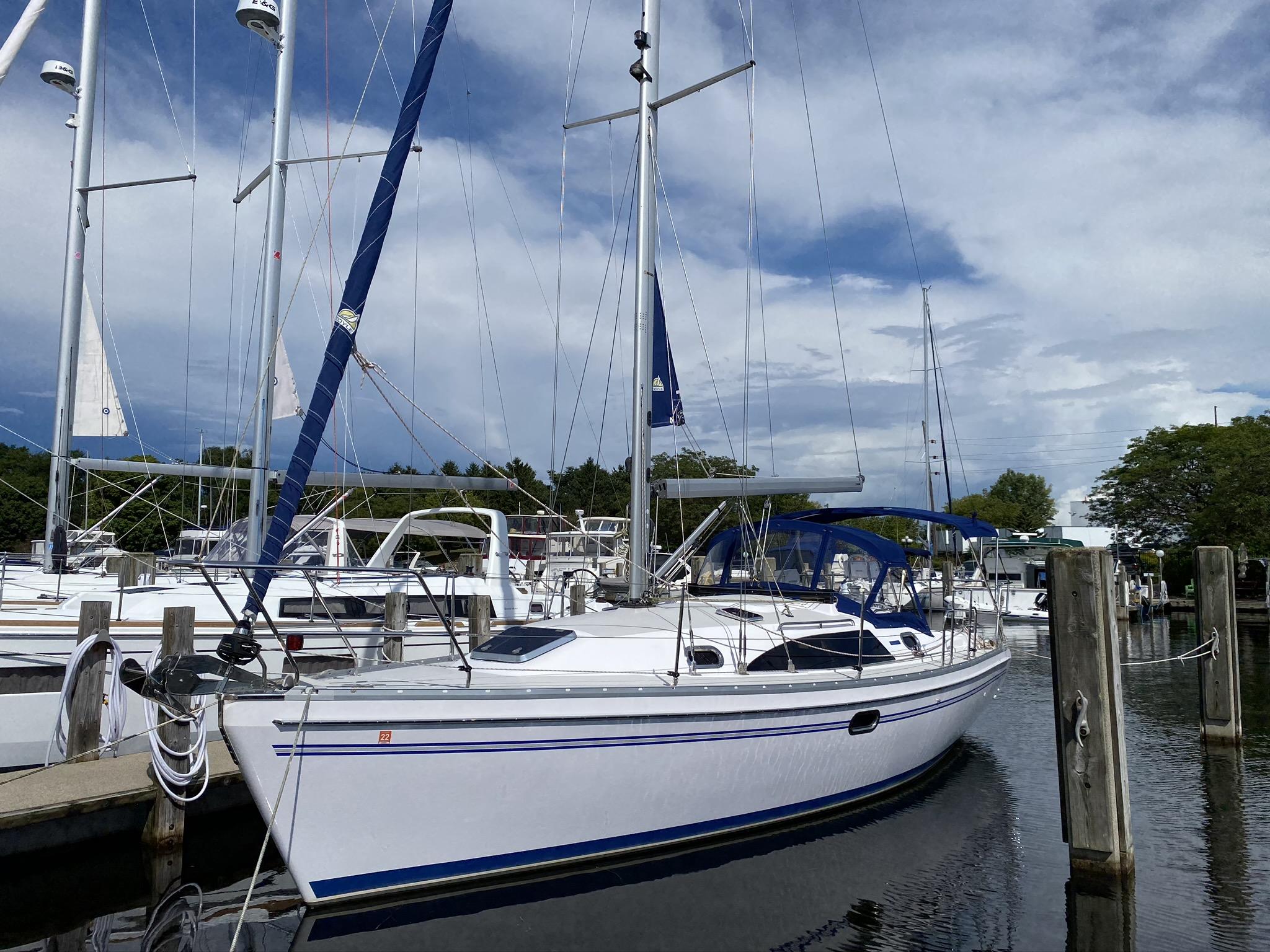 Catalina 315 Port hull -i