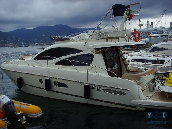 Cranchi Atlantique 43 SSL21680
