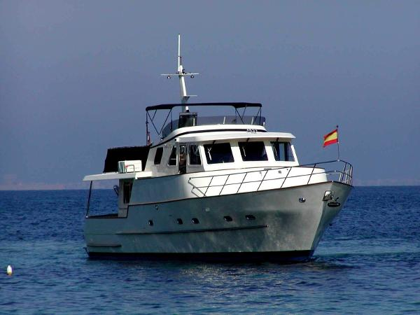 Eagle 53 Trawler