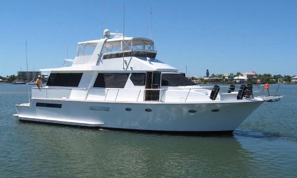 1988 viking motor yacht ft myers florida for 85 viking motor yacht