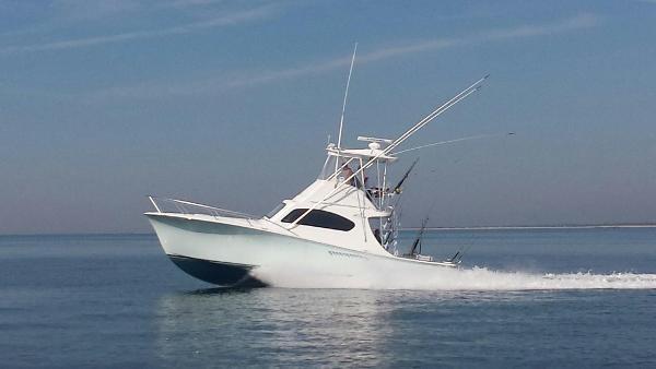 Ocean Yachts Viking Billfish