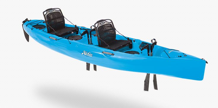 Hobie Cat Oasis with Mirage Drive