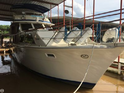 Uniflite 460 Motor Yacht 1982 Uniflite 46 for sale in Eufaula, OK