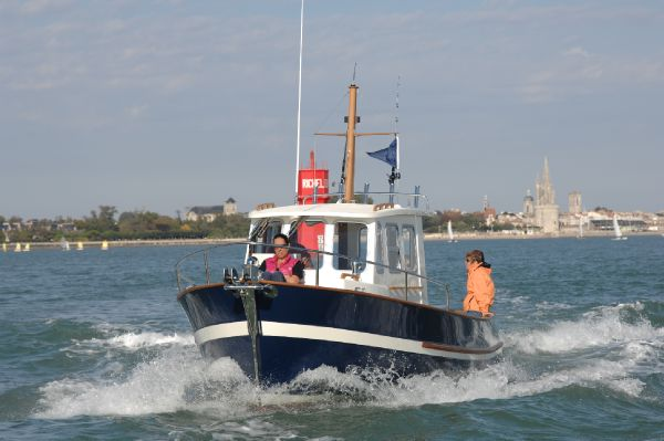 Rhea Marine 750 Timonier