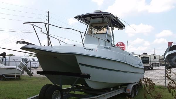 Pro Sport Boats 2650 Pro Kat