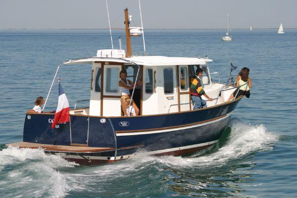 Rhea Marine 850 Timonier