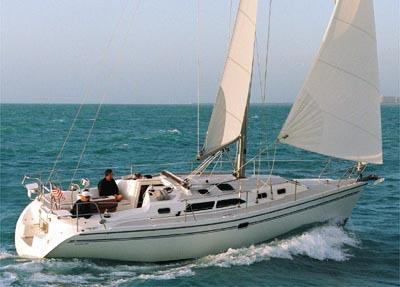 Catalina 350 MkII Manufacturer Provided Image