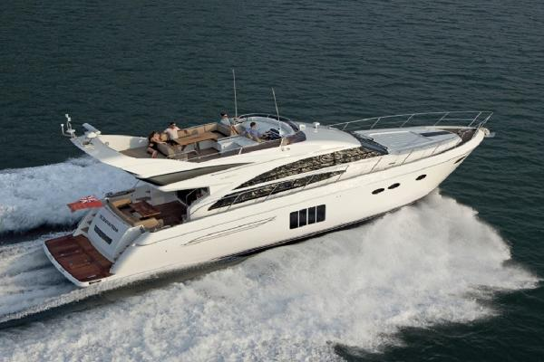 Princess 64 Princess 64 Flybridge For Sale