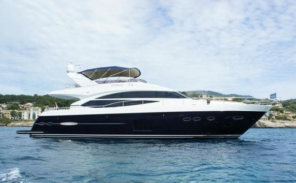 Princess 72 Motor Yacht 2011 Princess 72
