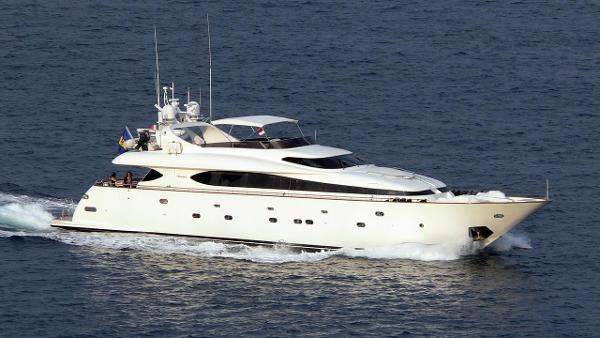Maiora Motor Yacht Main Profile