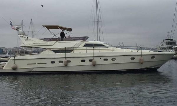 Ferretti Yachts 62 Aniversary