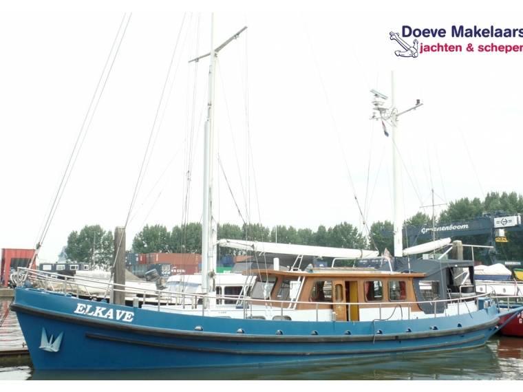 Motorsailer / live aboard vessel 19.28