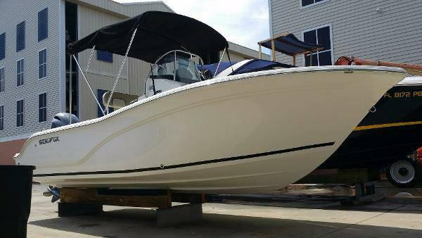 Sea Fox 206 Commander Sea Fox 206 Commander