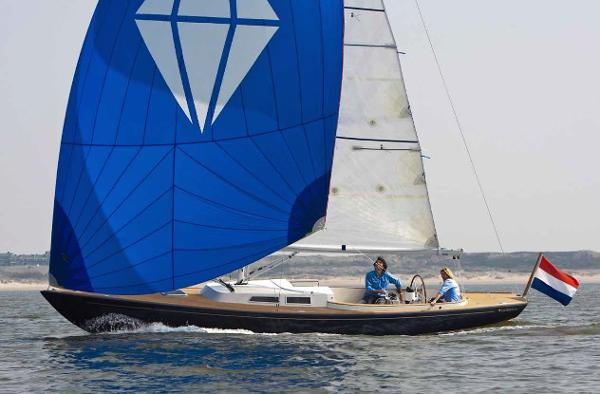 Saffier SC 10m Sc 10m In Full Sail