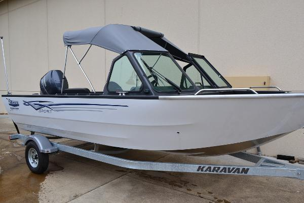 River Hawk 180 Sea Hawk