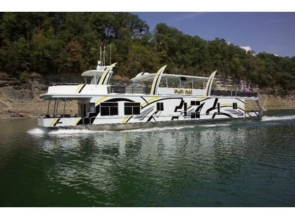 Sharpe CUSTOM HOUSEBOAT