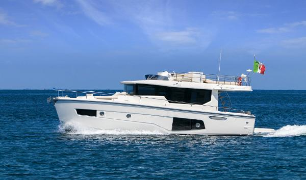 Cranchi Eco  43 Long Distance Trawler
