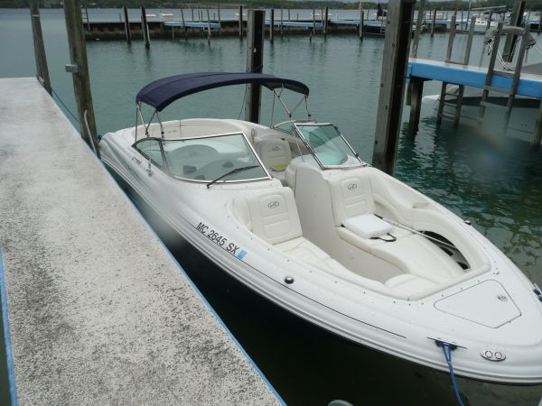 Sea Ray 290 Bowrider Photo 1