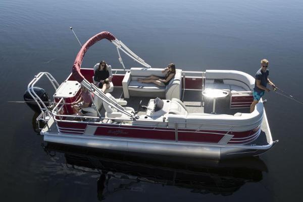 SunChaser Geneva Fish 22 DLX Manufacturer Provided Image
