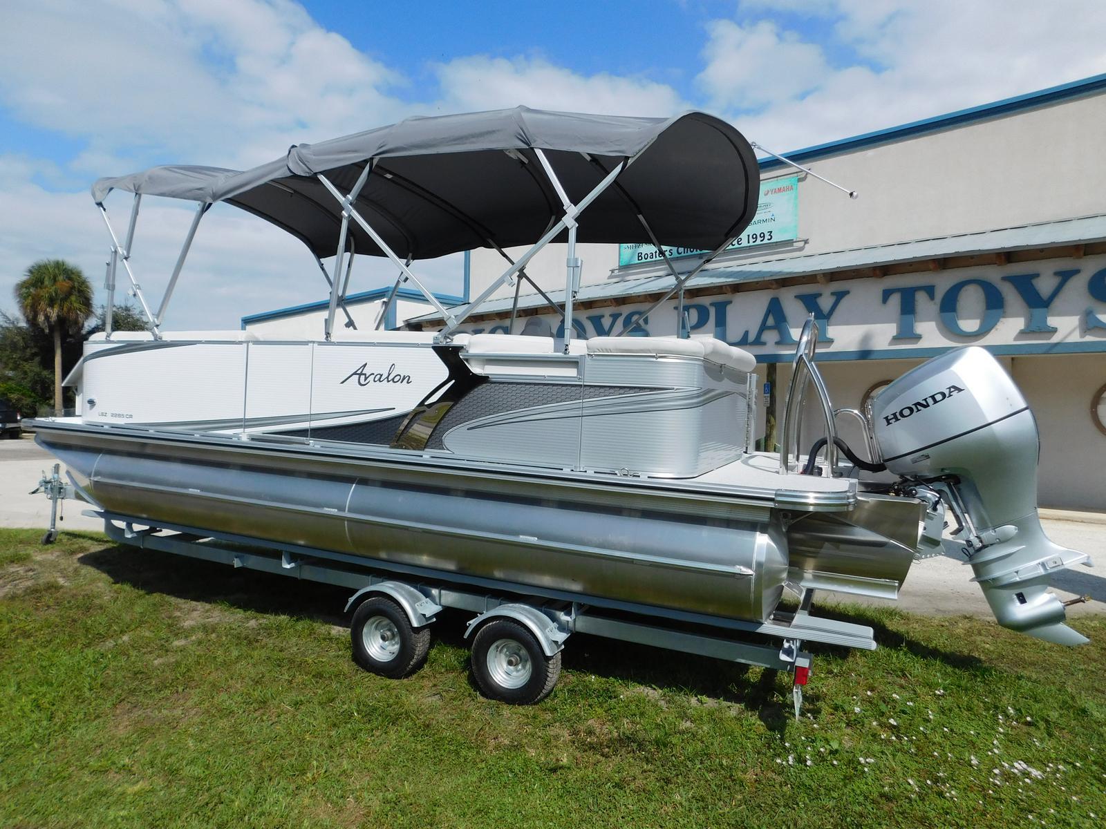 Avalon 2285 LSZ Cruise Triple tube